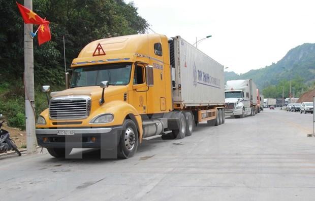 Reabren puertas fronterizas auxiliares entre Vietnam y China hinh anh 1