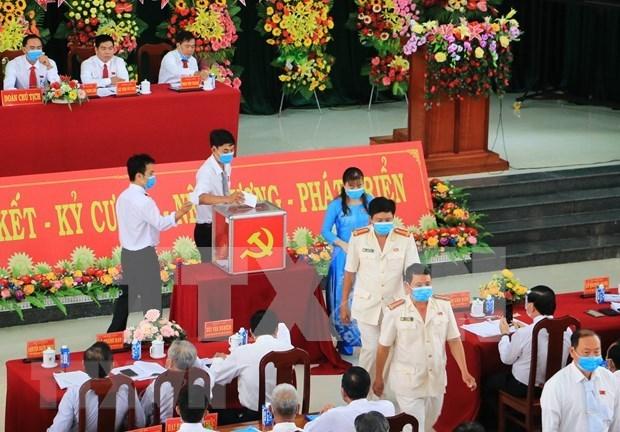 Hacia el XIII Congreso del PCV: Seleccion de cuadros debe basarse en el pueblo hinh anh 1