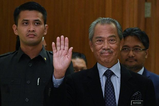 Malasia pospone voto de confianza al primer ministro hinh anh 1