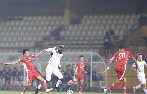 Retornara primera division del futbol vietnamita en junio hinh anh 1