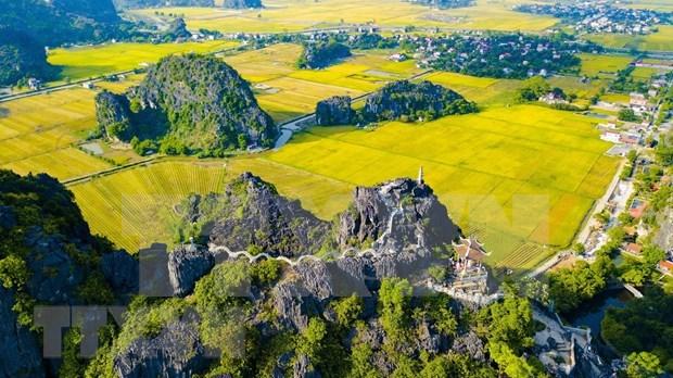 Realizaran semana turistica de Ninh Binh en Tam Coc- Trang An hinh anh 1