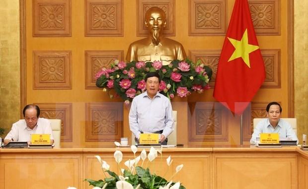 Vietnam traduce retos en oportunidades al desempenar presidencia de ASEAN 2020 hinh anh 1