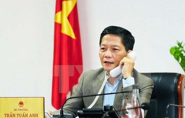 Vietnam y Rumania promueven cooperacion comercial hinh anh 1