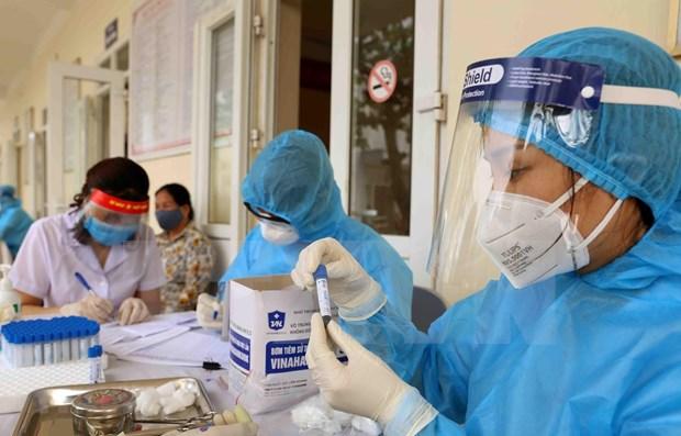 Vietnam registra cuatro nuevos casos de COVID-19 hinh anh 1