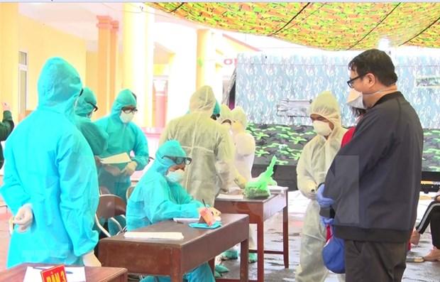 Vietnam registra dos nuevos casos importados hinh anh 1