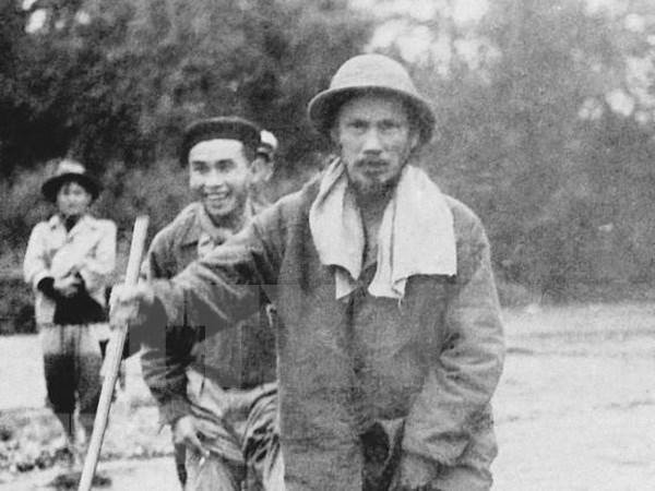 Figura del Presidente Ho Chi Minh permanece intacta en corazon de periodista sudcoreano hinh anh 1