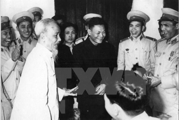 Profesor sudcoreano alaba al Presidente Ho Chi Minh hinh anh 1