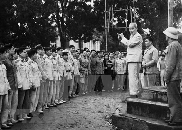Revolucionaria venezolana recuerda el encuentro en 1965 con Ho Chi Minh hinh anh 1