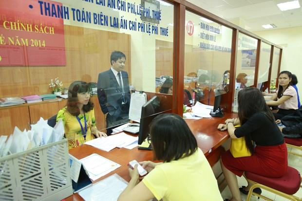 Vietnam anuncia indice de reforma administrativa de 2019 hinh anh 1