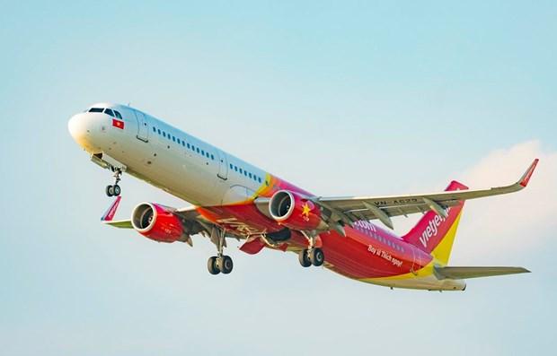 Vietjet Air ofrece boletos exentos de impuestos para promover viajes nacionales hinh anh 1