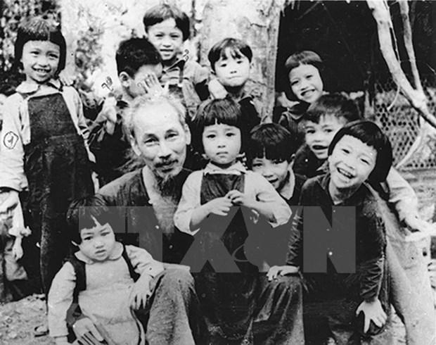 Ideologia del Presidente Ho Chi Minh, brujula para organizaciones sindicales de Vietnam hinh anh 1