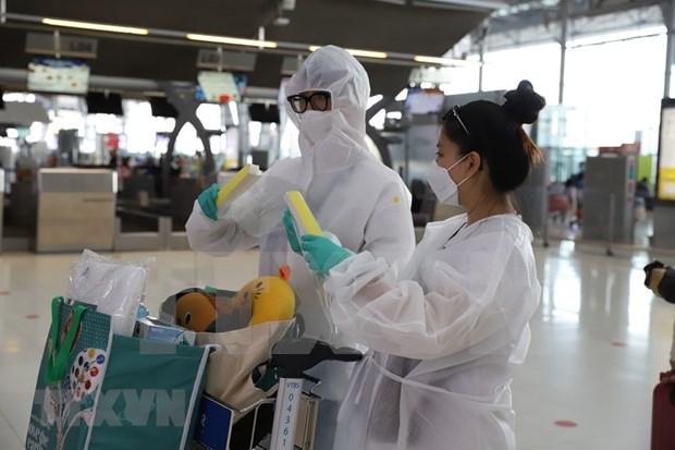 Reporta Vietnam cuatro nuevos casos de COVID-19 importados hinh anh 1