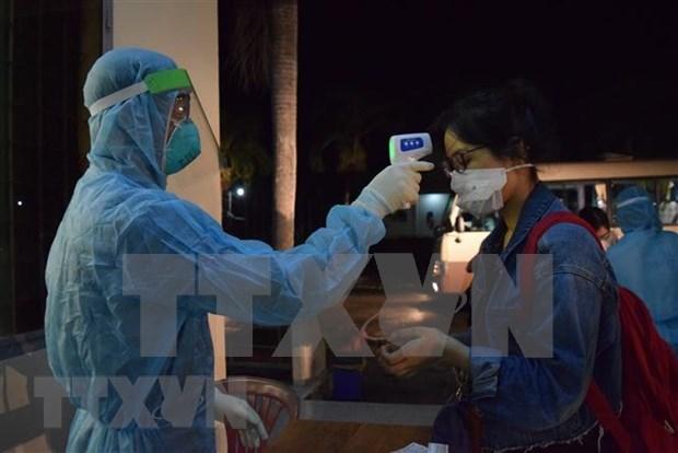 Vietnam: 32 dias consecutivos sin infeccion de COVID-19 en la comunidad hinh anh 1