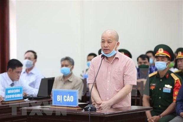 Inician juicio de primera instancia del caso acontecido en Ministerio de Defensa de Vietnam hinh anh 1