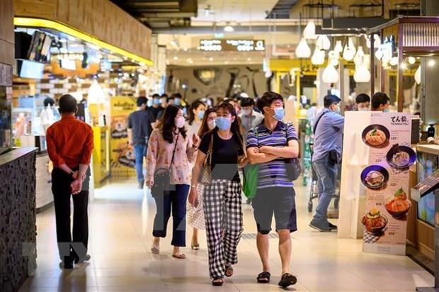 Crecimiento economico de Tailandia cae a nivel minimo de los ultimos ocho anos hinh anh 1