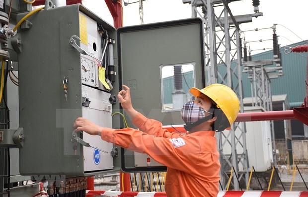Alcanza empresa electrica de Vietnam altos beneficios en 2019 hinh anh 1