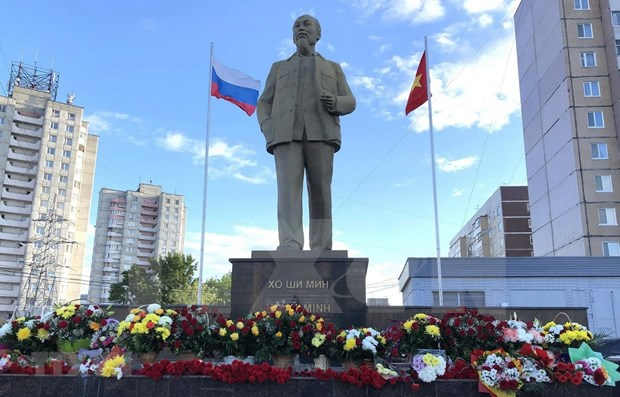 Efectuan seminario online con motivo del aniversario de natalicio del Presidente Ho Chi Minh hinh anh 1