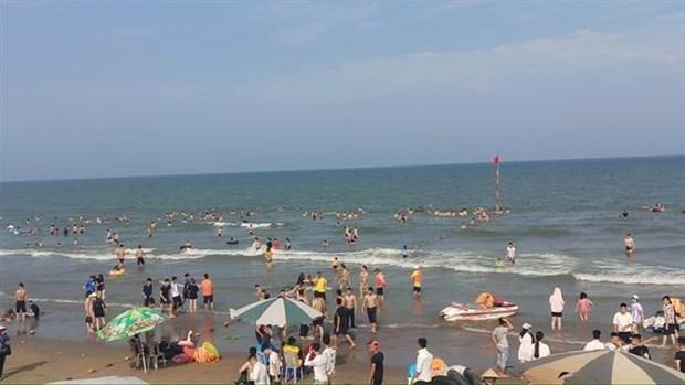 Mercado domestico contribuye a la recuperacion del turismo de Vietnam hinh anh 1