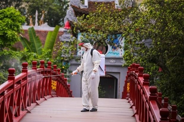 Medios japoneses y singapurenses destacan respuesta de Vietnam al coronavirus hinh anh 1