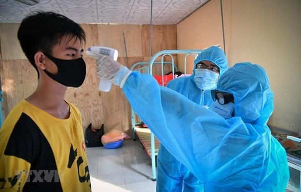 Vietnam: 33 dias sin nueva infeccion de coronavirus en la comunidad hinh anh 1