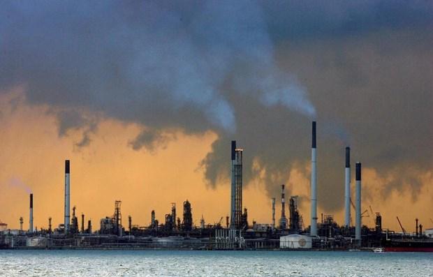Singapur reduce las actividades petroquimicas por afectaciones del COVID-19 hinh anh 1