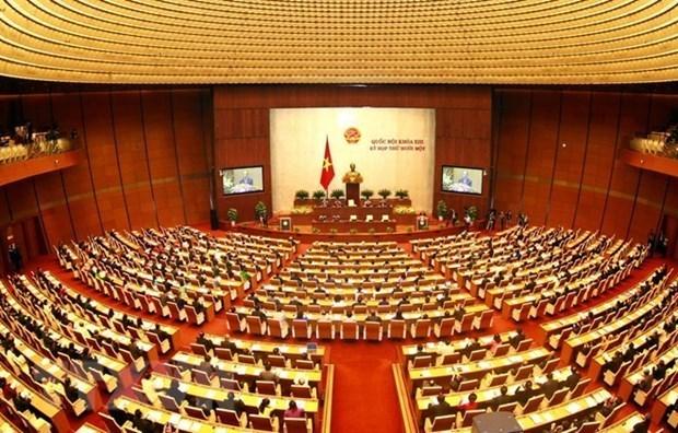 Asamblea Nacional de Vietnam iniciara manana su noveno periodo de sesiones hinh anh 1