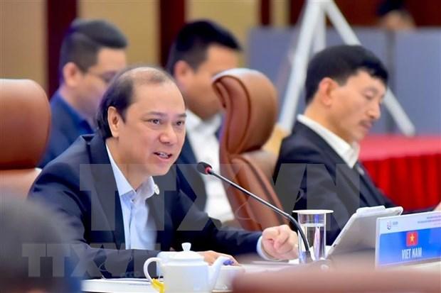 Vietnam participa en el 32 foro de ASEAN-Australia hinh anh 1