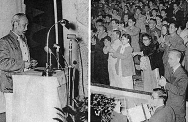 Ideologia del Presidente Ho Chi Minh, elaborada en base de la moralidad revolucionaria hinh anh 1
