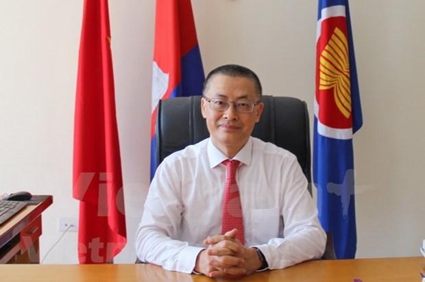COVID-19: Vietnam no ha confirmado la infeccion en Camboya del paciente 315 hinh anh 1