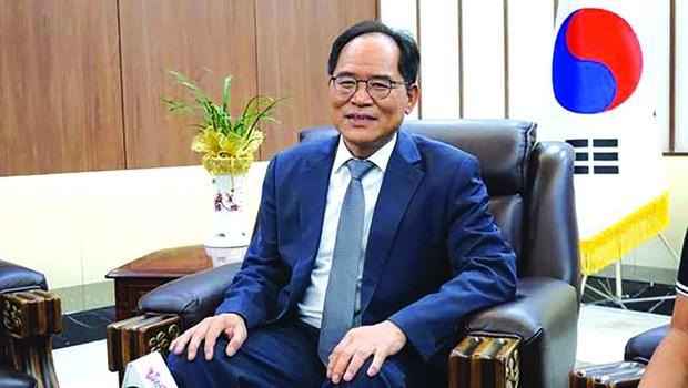 Relaciones Vietnam-Corea del Sur brillaran nuevamente despues de epidemia, asegura embajador hinh anh 1