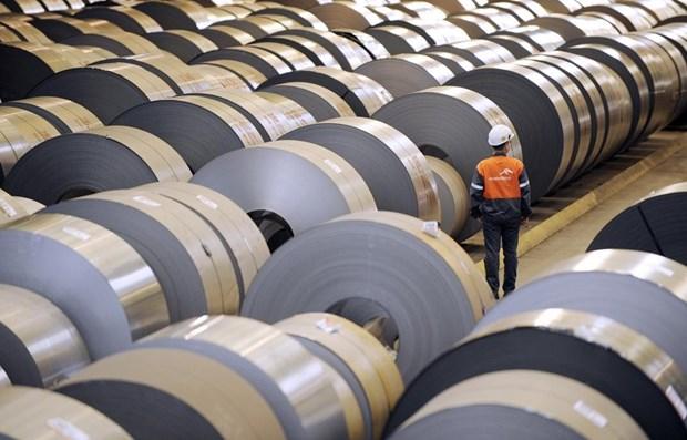 EE.UU. informa inicio de investigaciones contra supuesta evasion fiscal de empresas importadoras de acero vietnamita hinh anh 1