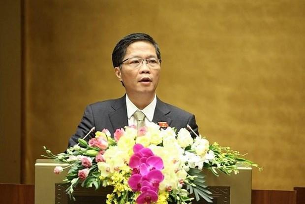 Someten a analisis en el Parlamento de Vietnam informe sobre acuerdo comecial con la Union Europea hinh anh 1