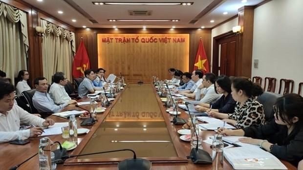 Apoyan vietnamitas en ultramar lucha antipandemica en la Patria hinh anh 1