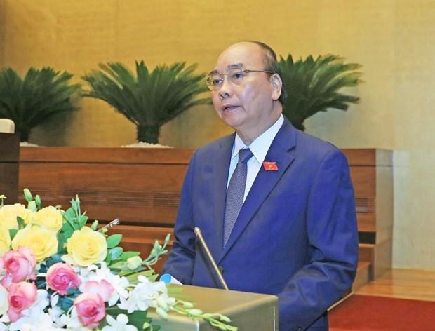 Premier vietnamita insta a renovar metodos de trabajo para la recuperacion economica hinh anh 1