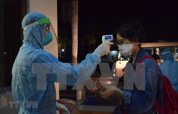 Vietnam: otro dia mas sin nuevos casos de transmision local hinh anh 1