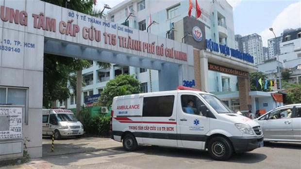 Vietnam con solo 60 casos activos del COVID-19 hinh anh 1