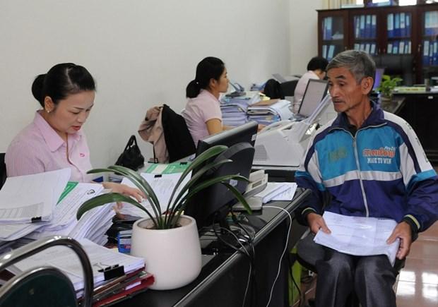 Hanoi mejora efectividad del Fondo para los Pobres hinh anh 1
