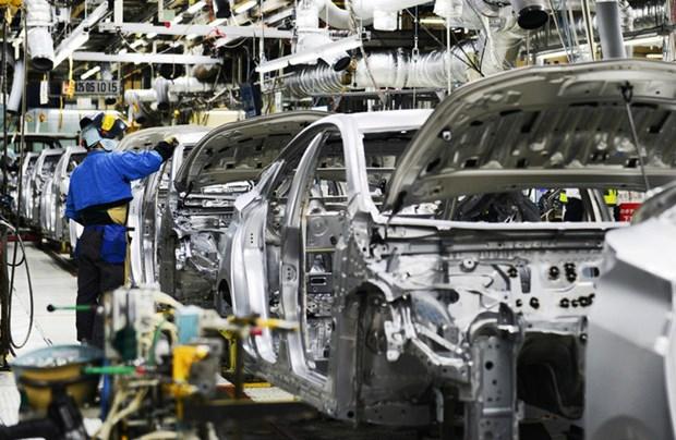 Afronta sector manufacturero de Indonesia dificultades en capitales hinh anh 1
