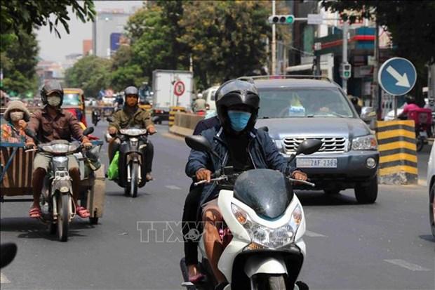 Camboya levanta prohibicion de ingreso para seis paises hinh anh 1