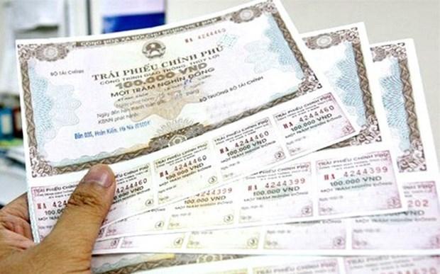 Mercado bursatil de Vietnam registra millonaria movilizacion mediante bonos gubernamentales hinh anh 1