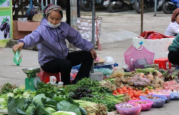 Provincia vietnamita de Vinh Phuc ofrece asistencia a pobladores afectados por el COVID-19 hinh anh 1