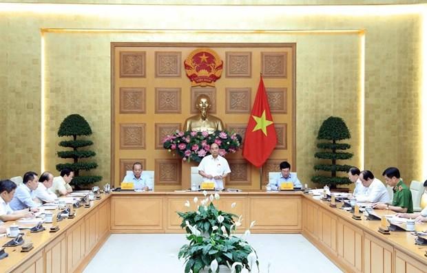 Vietnam por aliviar dificultades para grupo petrolero y aerolinea nacional hinh anh 1