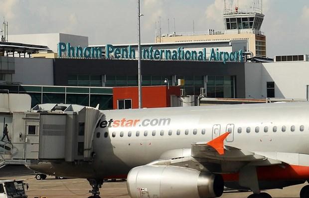 Camboya aprecia establecimiento de vuelos directos a Estados Unidos hinh anh 1