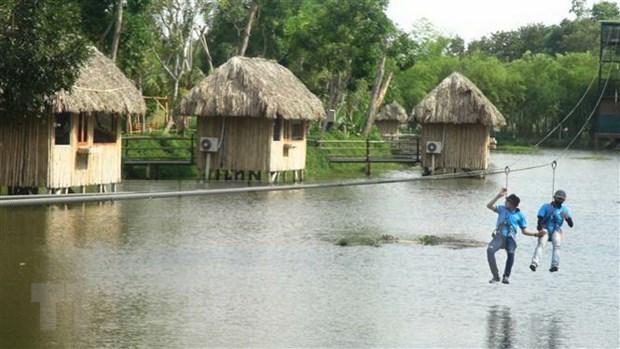Vietnam se esfuerza por promover turismo nacional en periodo post-COVID-19 hinh anh 1