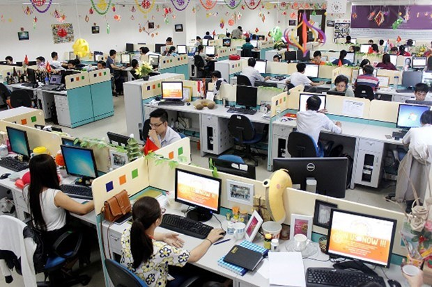 Empresas vietnamita y estadounidense cooperan en desarrollo de aplicaciones de codigo bajo hinh anh 1