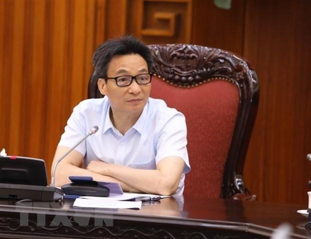 Vietnam define grupos de personas con mayor riesgo de propagacion del COVID-19 hinh anh 1