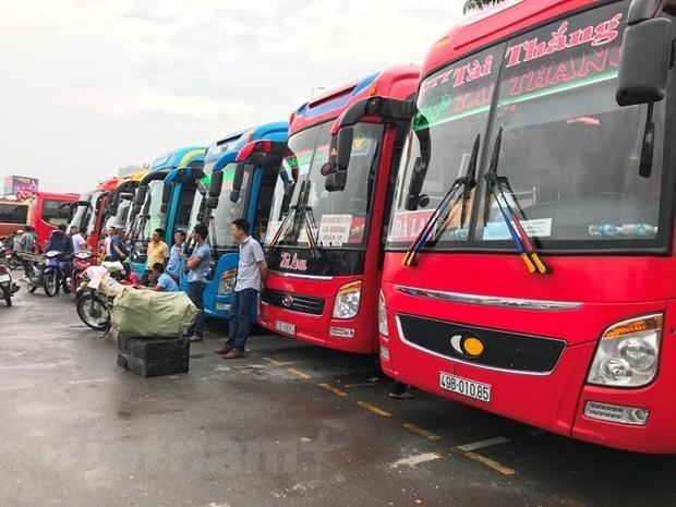 Ministerio de Transporte de Vietnam propone reducir tarifas de mantenimiento vial hinh anh 1