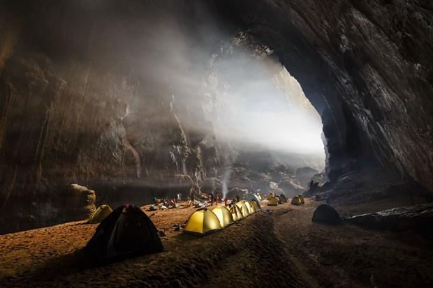 Reabren recorridos de exploracion de Son Doong, la cueva mas grande del mundo hinh anh 1