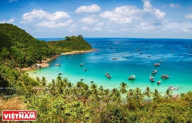 Provincia vietnamita abre ruta maritima de conexion con islas de Phu Quoc para el turismo hinh anh 1