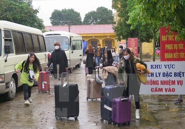 Vietnam: 36 dias libres de COVID-19 hinh anh 1
